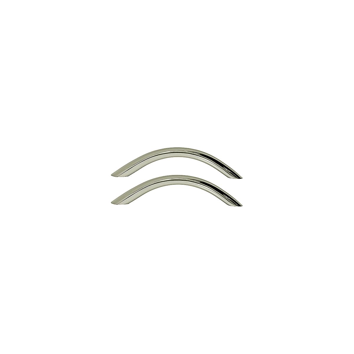 Ручки для ванны Roca Malibu, хром 526803010