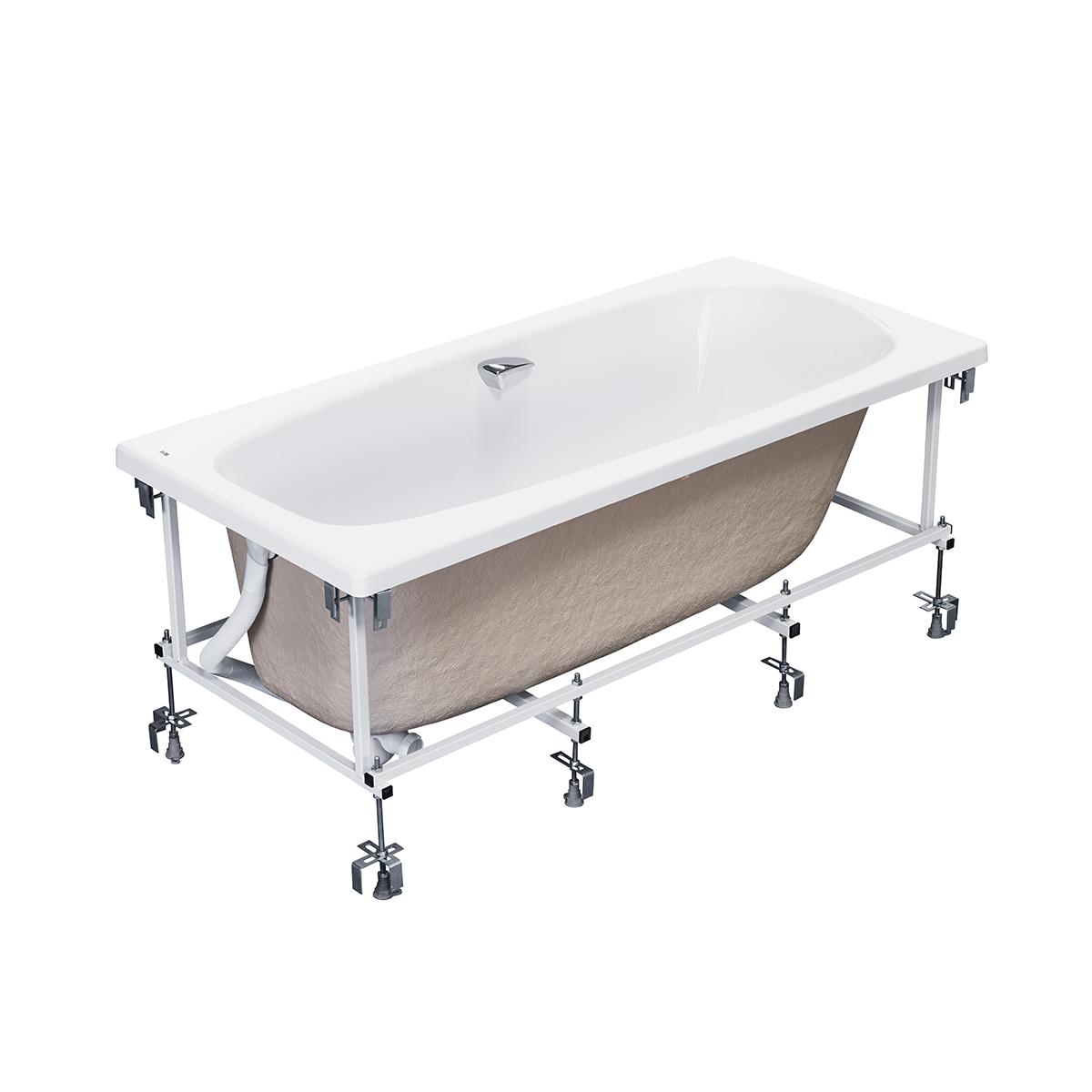Монтажный комплект к акриловой ванне Roca Sureste 150х70 ZRU9302779 недорого