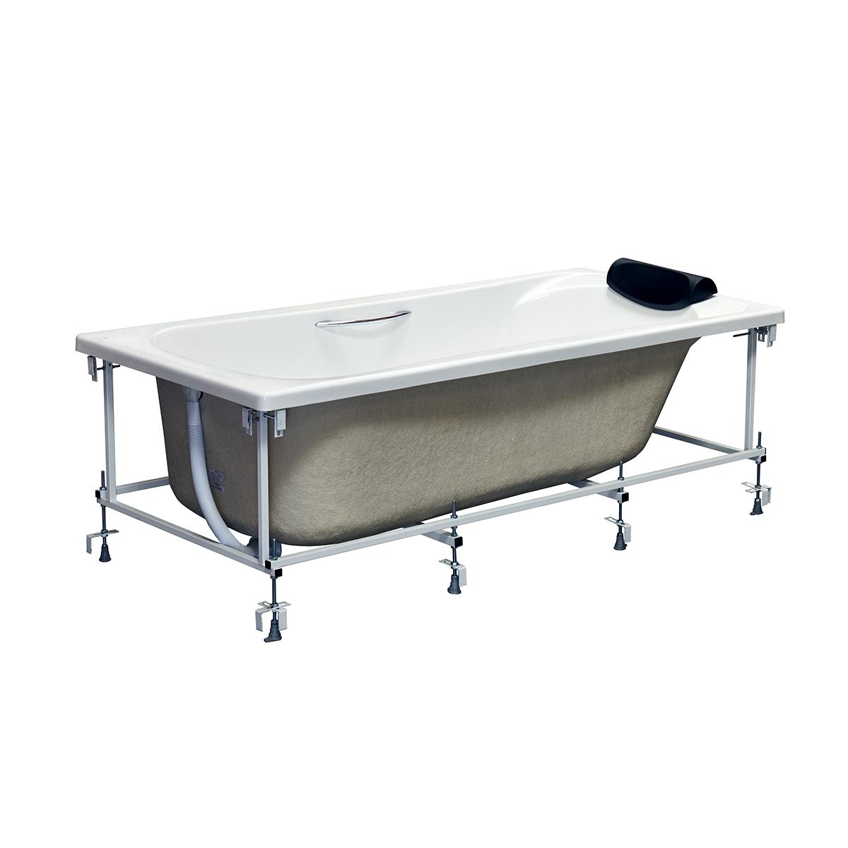 Монтажный комплект к акриловой ванне Roca BeCool 180х80 ZRU9302786 недорого