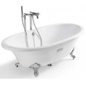 Ванна свободностоящая Roca Newcast белая, anti-slip 170x85 233650007