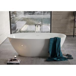 Ванна каменная Roca Ariana 165х75 см, овальная белая 248470000