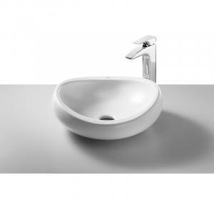 Раковина Roca Urbi 45х83,2 см, сложной формы накладная 327225000