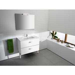 Раковина Roca Victoria Nord Unik 80х46 см, мебельная 32799C000