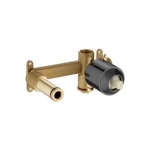 Монтажный блок Roca универсальный для встраиваемых смесителей для раковины, Titanium Black 5252206CN