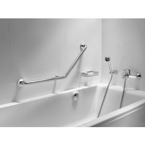 Смеситель для ванны Roca Victoria с аэратором, длина излива 15,7 см, 5A0225C0M