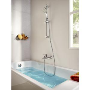 Смеситель для ванны Roca Monodin-N, длина излива 16,5 см, 5A0298C0M