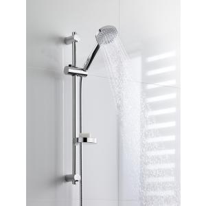 Душевой набор Roca Stella с ручным душем, гибким шлангом и штангой 70 см 5B9D03C00