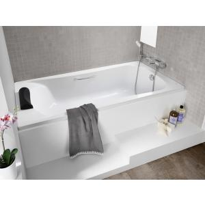 Ванна акриловая Roca BeCool 170x80 см ZRU9302852