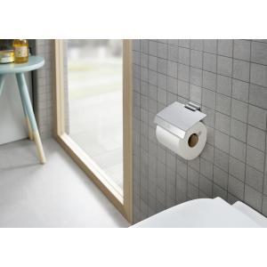 Держатель туалетной бумаги Roca Rubik, черный матовый 816849024