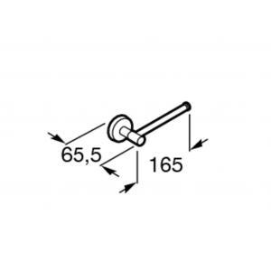 Держатель для туалетной бумаги Roca Twin 816712001