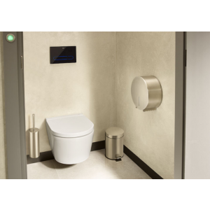 Диспенсер для туалетной бумаги Roca Public, сатин 817406002