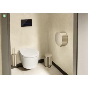 Диспенсер Roca Public для туалетной бумаги, сталь матовая 817407002