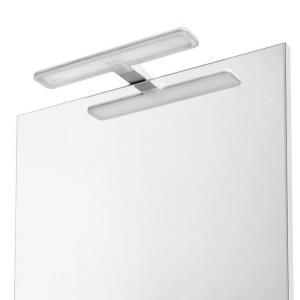 Зеркало Roca The Gap со светильником 45 см ZRU9000090