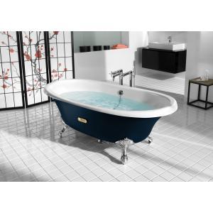 Ванна Roca Newcast темно-синяя, anti-slip 170x85 233650004