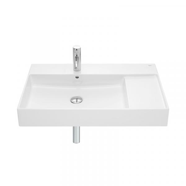 Раковина Roca Inspira Square WB Unik 80x49 см, мебельная 32752B000