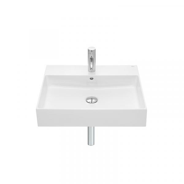 Раковина Roca Inspira Square WB Unik 60x49 см, мебельная 32752C000