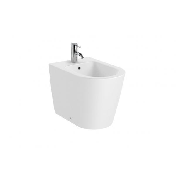Биде Roca Inspira Round напольное, белый матовый 357527620