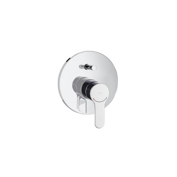 Смеситель Roca L20 для ванна/душ, хром 5A0A09C00