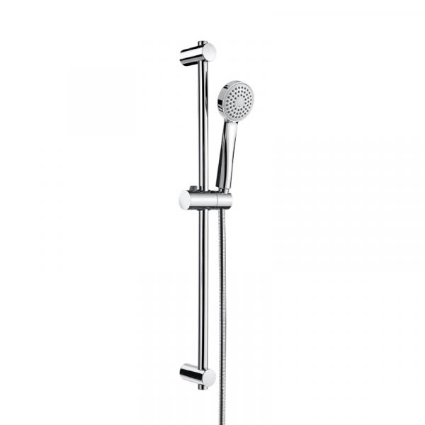 Душевой набор Roca Stella с ручным душем, гибким шлангом и штангой 70 см 5B9403C00