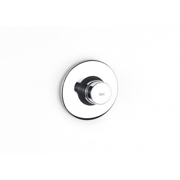Кран для писсуара Roca Sprint порционно-нажимной со скрытым подводом воды 5A9024C00