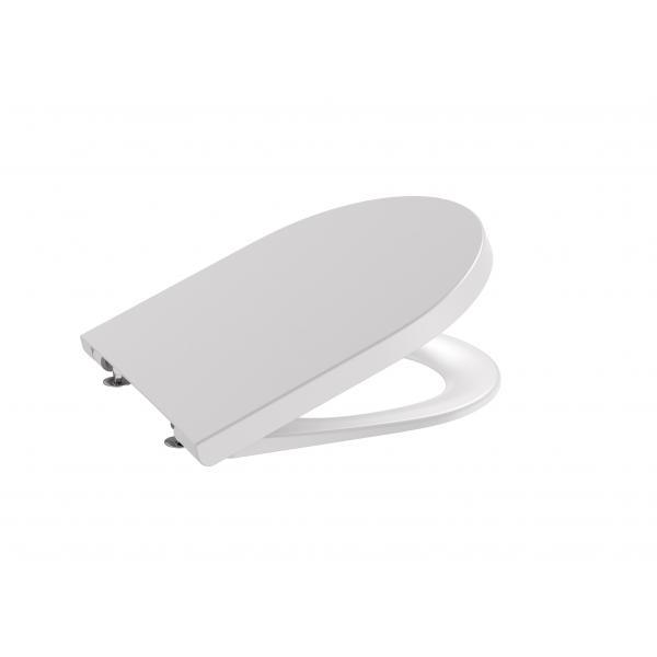 Крышка для унитаза Roca Inspira Round Soft Close, жемчужный 80152C63B