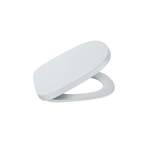 Крышка для унитаза Roca Beyond Soft Close цвет белый перламутр 801B8263B