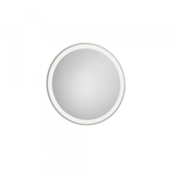Зеркало Roca Iridia круглое с подсветкой 100 см 812338000
