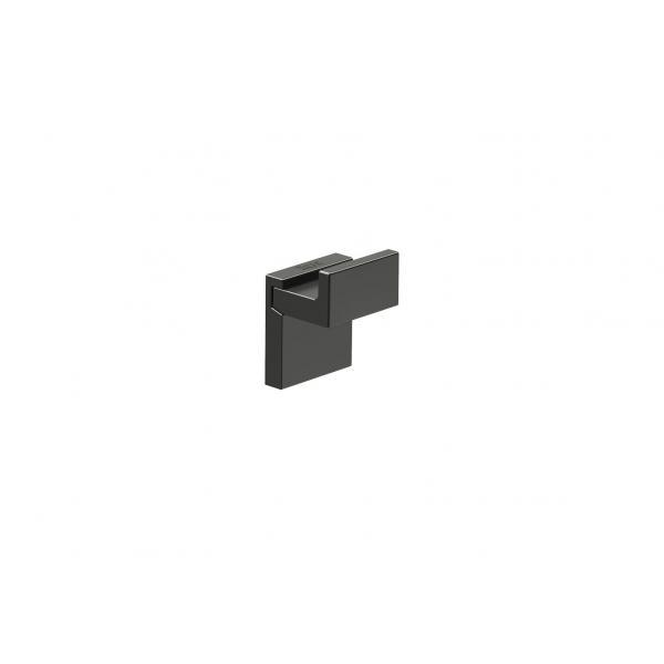 Крючок Roca Rubik, черный матовый 816840024