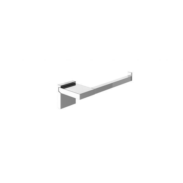 Держатель для туалетной бумаги Roca Rubik, хром 816850001