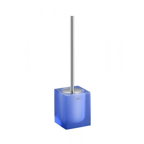 Ершик с подставкой напольный Roca Ice, синий 816863013