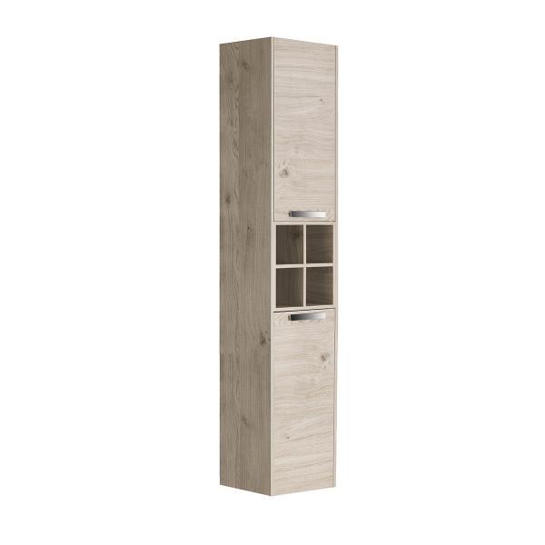 Шкаф-колонна Roca Lago светлый дуб 857297444