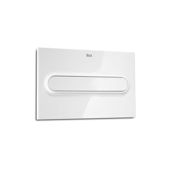 Клавиша для инсталляции Roca PL-1 одинарный смыв, белая 890095100