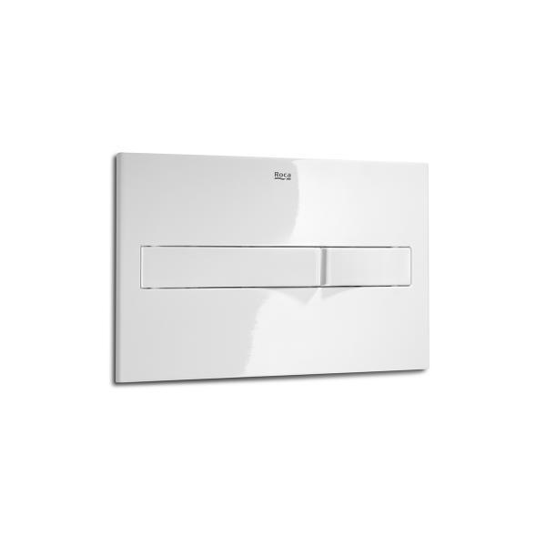 Клавиша для инсталляции Roca PL-2 двойной смыв, белая 890096000