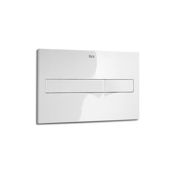 Клавиша для инсталляции Roca PL-2 одинарный смыв, белая 890096100