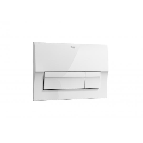 Клавиша для инсталляции Roca Active В01 двойной смыв, белая 8901170B0
