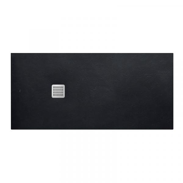 Душевой поддон Roca Terran 1600X700 мм, цвет Negro AP016402BC01400
