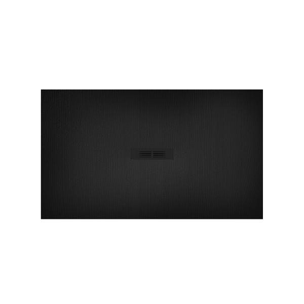 Душевой поддон Roca HELIOS 1000X700 мм, цвет Black AP2013E82BC0140P
