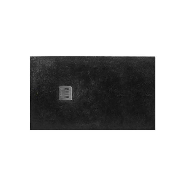 Душевой поддон Roca Terran 1200X800 мм, цвет Negro AP014B032001400