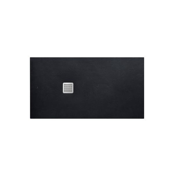 Душевой поддон Roca Terran 1400X700 мм, цвет Negro AP015782BC01400