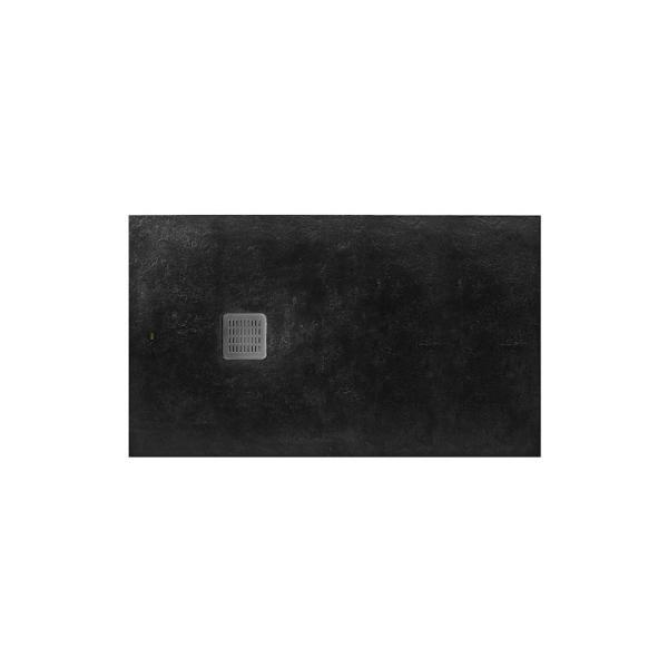 Душевой поддон Roca Terran 1400X900 мм, цвет Negro AP0157838401400