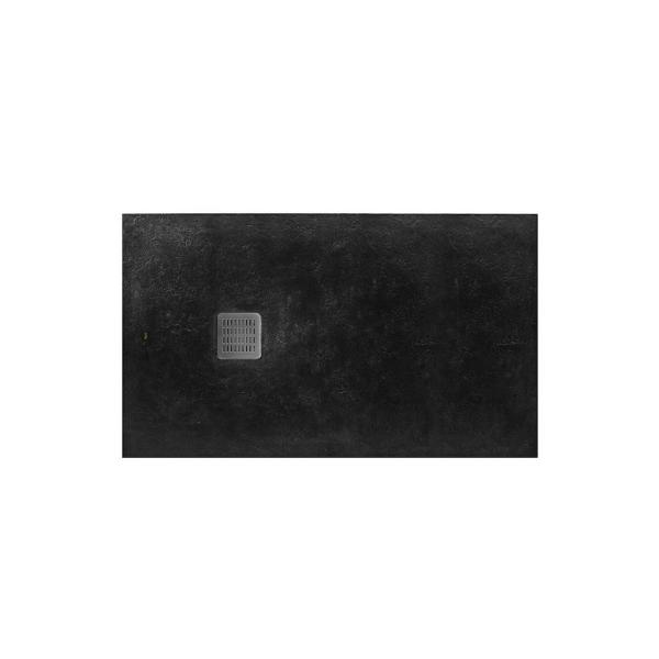 Душевой поддон Roca Terran 1600X800 мм, цвет Negro AP0164032001400