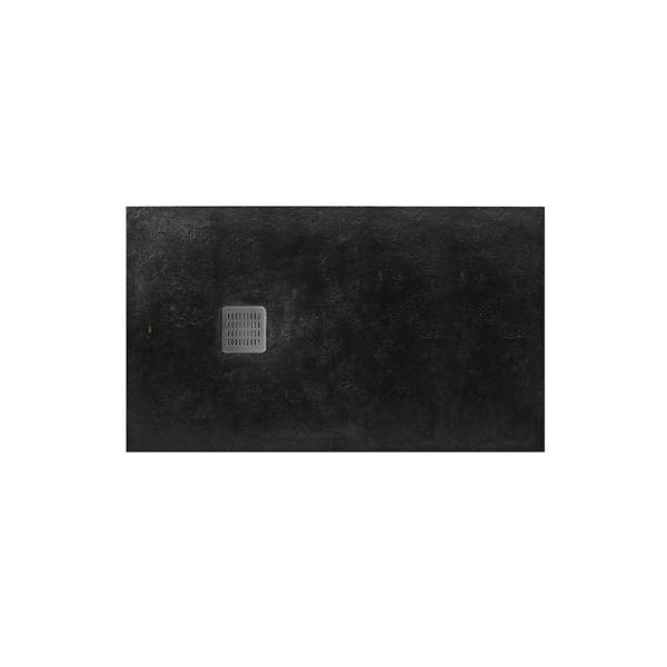 Душевой поддон Roca Terran 1800X900 мм, цвет Negro AP0170838401400