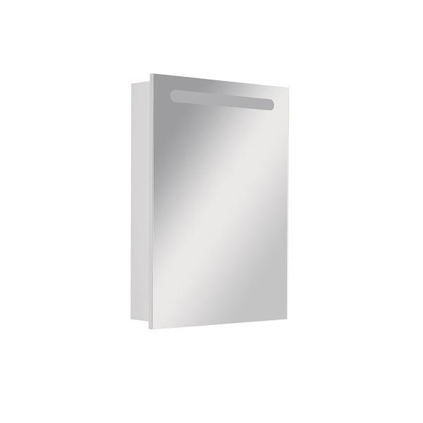 Зеркальный шкаф Roca Victoria Nord 60 см левый ZRU9000029