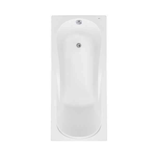 Ванна акриловая Roca Uno 160х75 см ZRU9302869