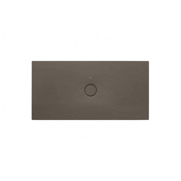 Душевой поддон Roca Сratos 1400x700 мм, цвет кофейный 3740L5660