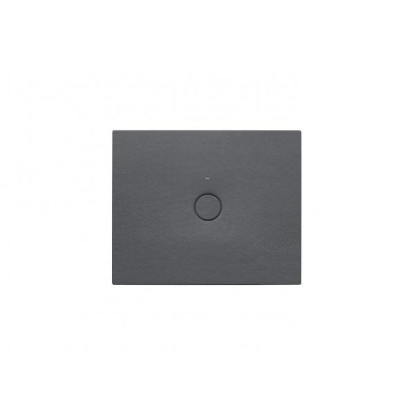 Душевой поддон Roca Сratos 1000x800 мм, цвет оникс 3740L8640