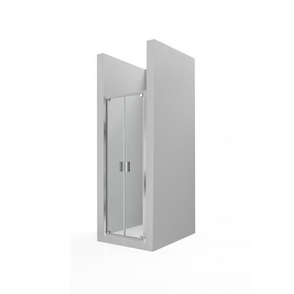 Душевое ограждение Roca Victoria 2P 80X195 2 фронтальных распашных двери M19208012