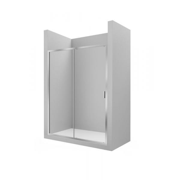 Душевое ограждение Roca Victoria L2-E 100X195 1 дверь слайд + 1 фиксированая панель M18610012
