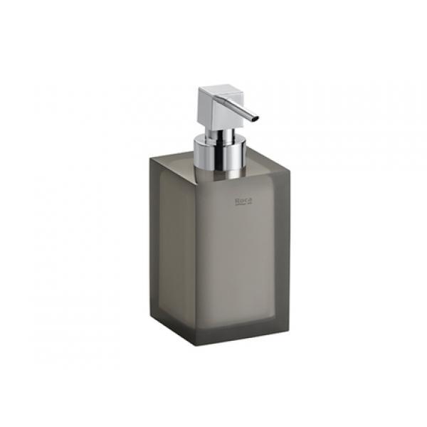 Диспенсер настольный Roca Ice, пластик, черный 816861012