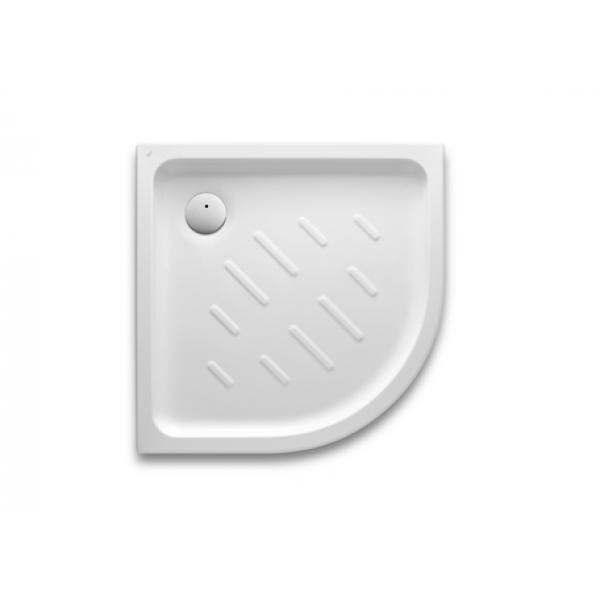 Душевой поддон Roca Easy 800х800 мм, угловой цвет белый 276084000